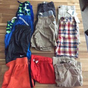 11 pairs Shorts Bundle size 6
